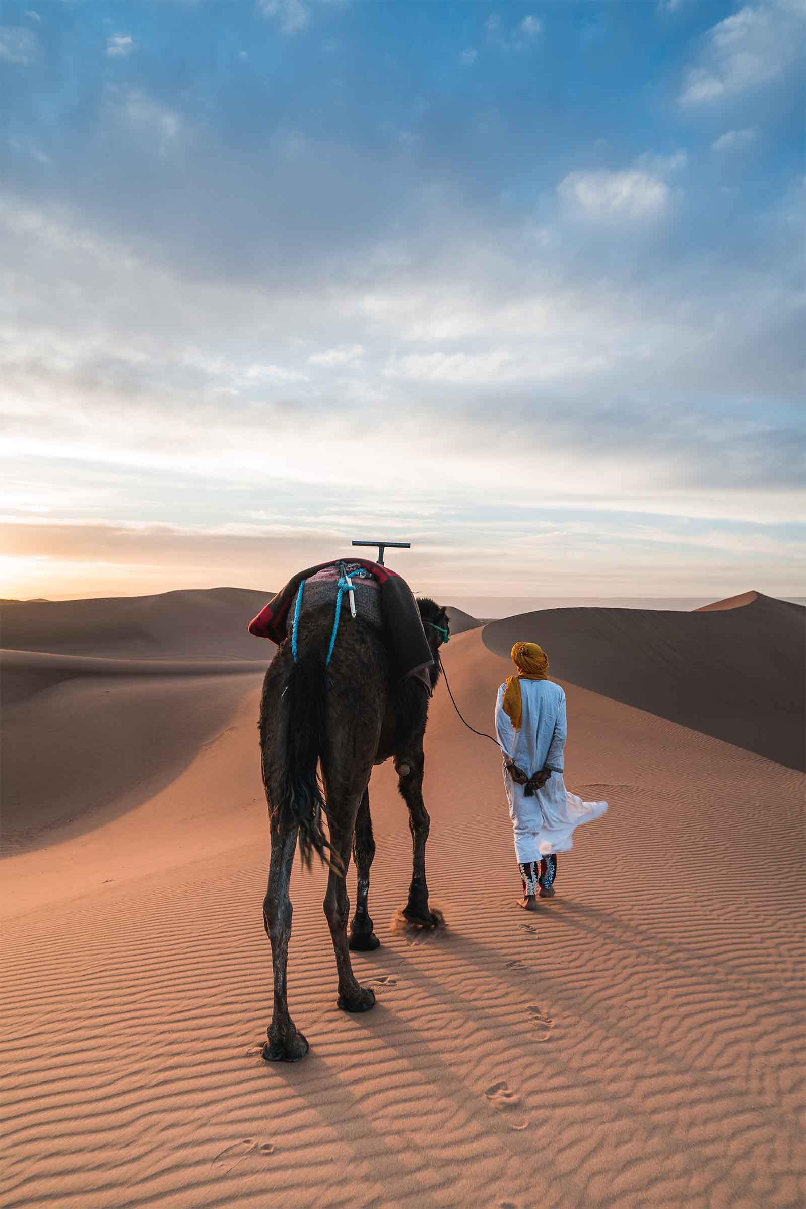 Destination Evasion Maroc