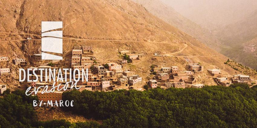 Travel Agency Morocco Destination Evasion