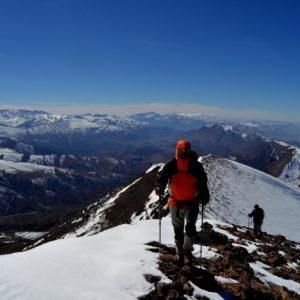 Ascension du Toubkal Maroc