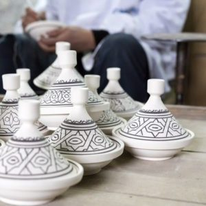 Ateliers artisanaux médina ou campagne Marrakech
