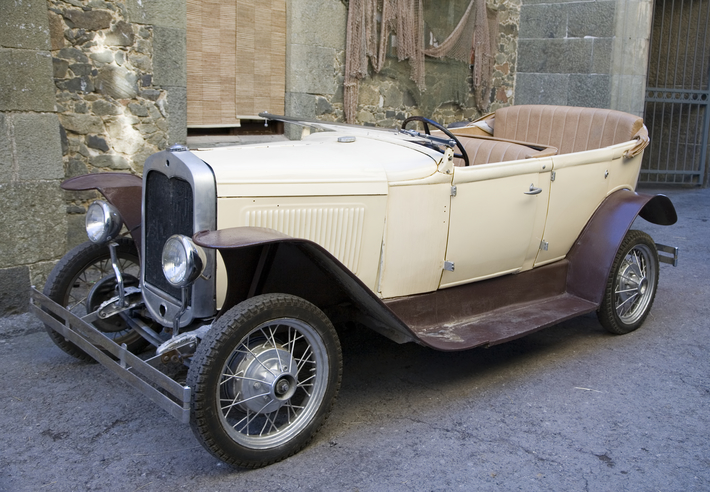 Balade en voiture de collection Marrakech Maroc