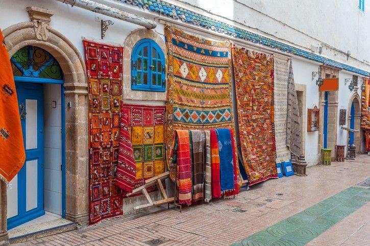 Balade guidée à travers Essaouira Maroc