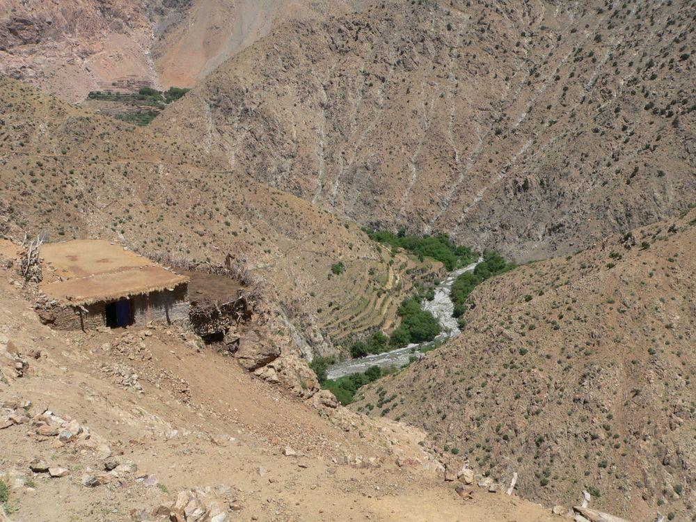 Canyioning dans la vallée de l'ourika