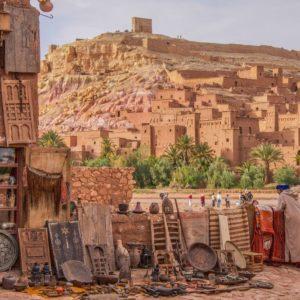 Découverte des vallées du Sud Chegaga Maroc