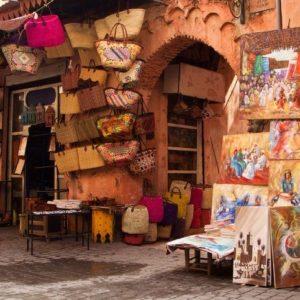 Découverte de Marrakech à vélo