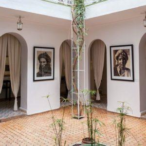 Découverte médina de Marrakech Maroc