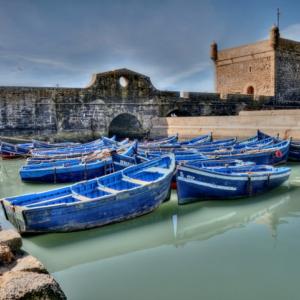 Désert d'Agafay et campagne d'Essaouira