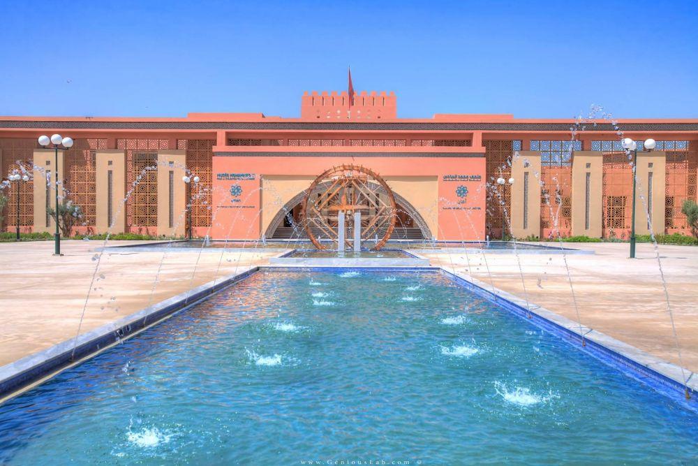 Désert et musées de Marrakech