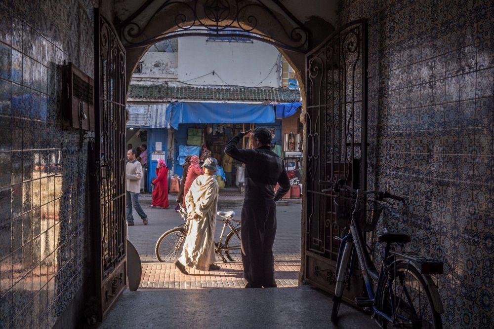 Essaouira ville, océan et campagne