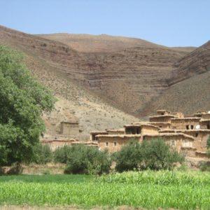 Immersion berbère dans les Ait Bougmez Haut Atlas Maroc