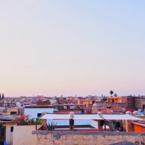 Mini rando atlantique au sud d'Essaouira