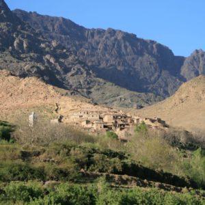 Mini trek dans les vallées du Toubkal