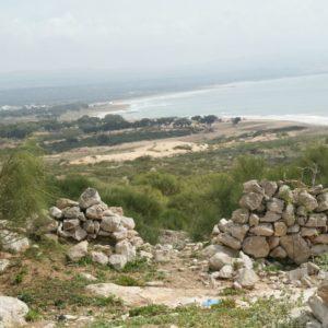 Rando Atlantique au Sud d'Essaouira Maroc