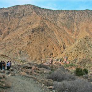 Séjour famille dans la vallée d'Asni Maroc