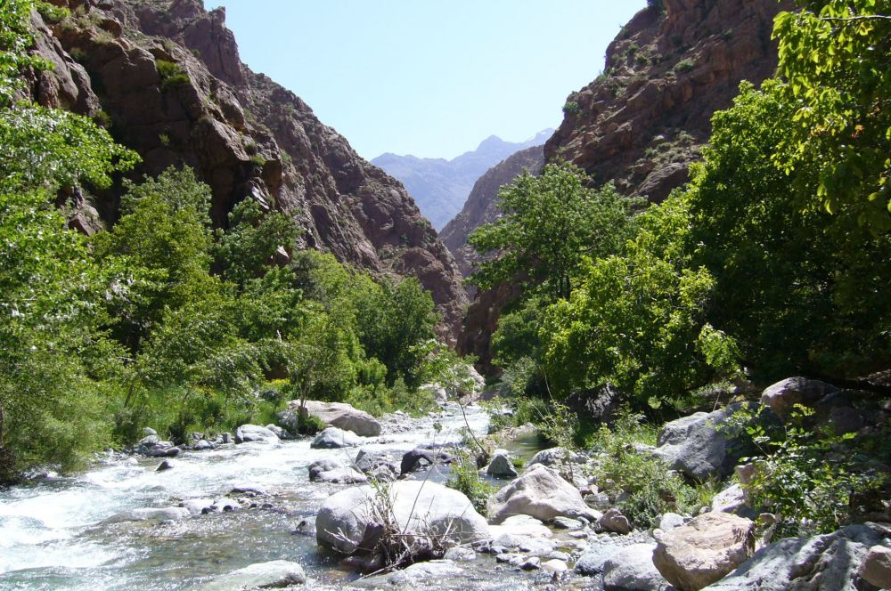 Séjour Famille dans le Haut Atlas Maroc