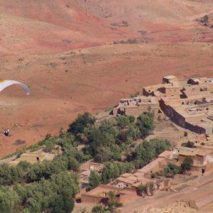 Vol en parapente Marrakech Maroc