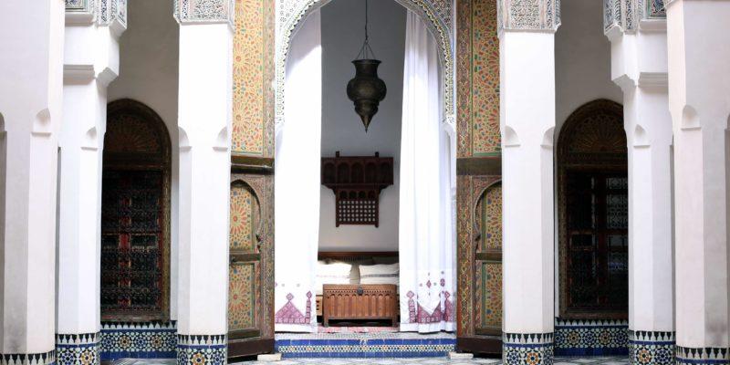 Riad Fes Medina Maroc