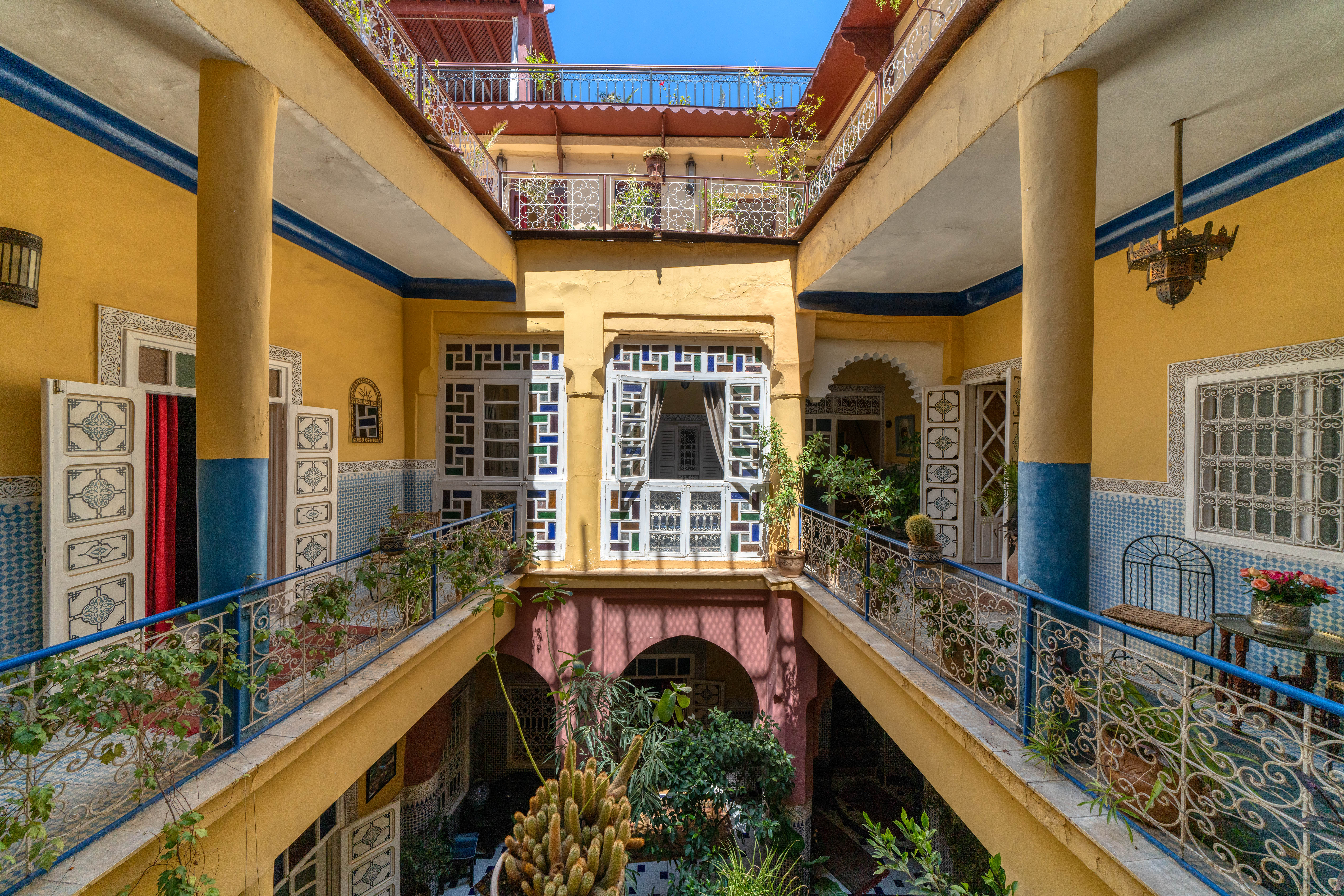 Hotel Sheherazade Marrakech