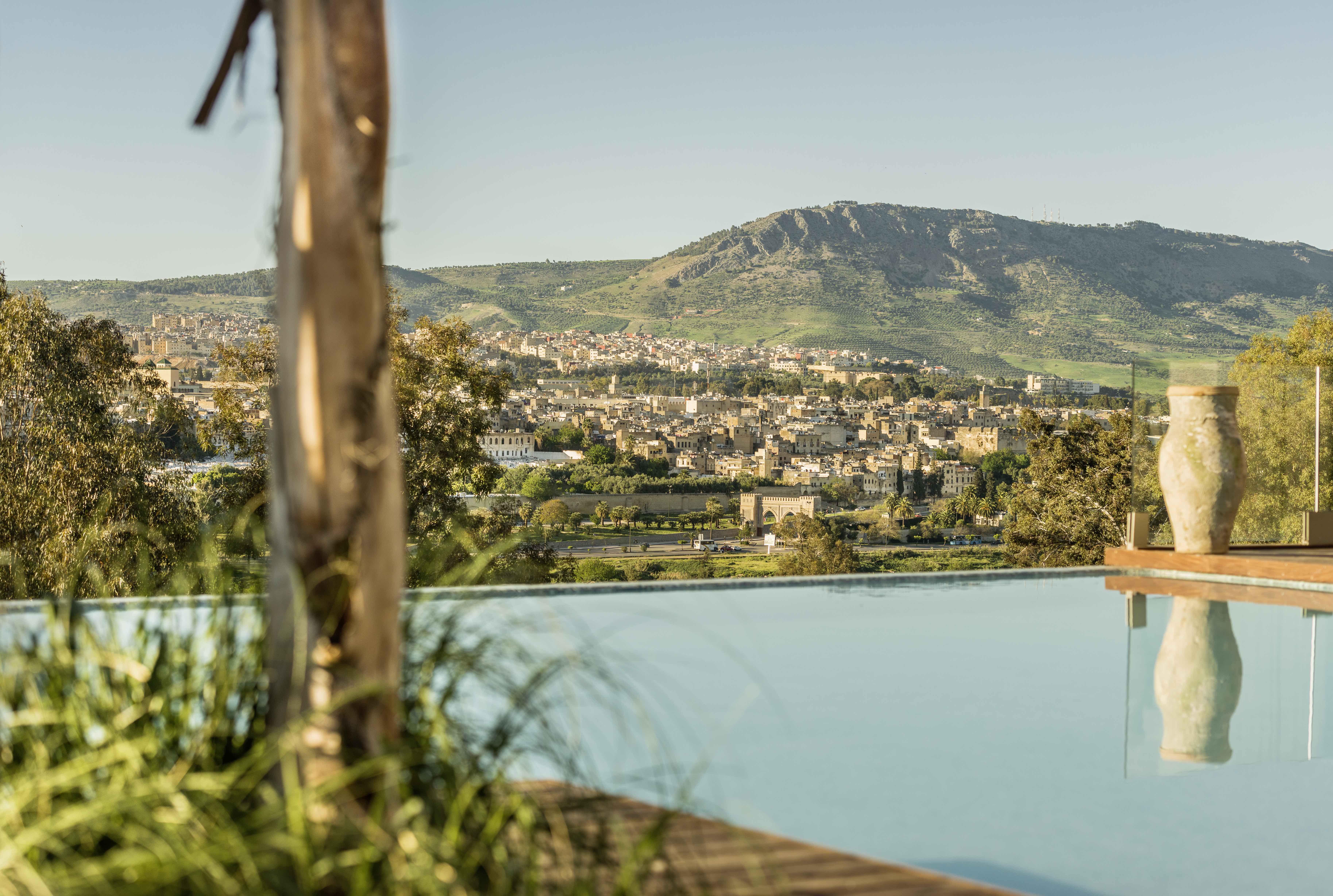 Hotel Fes Maroc