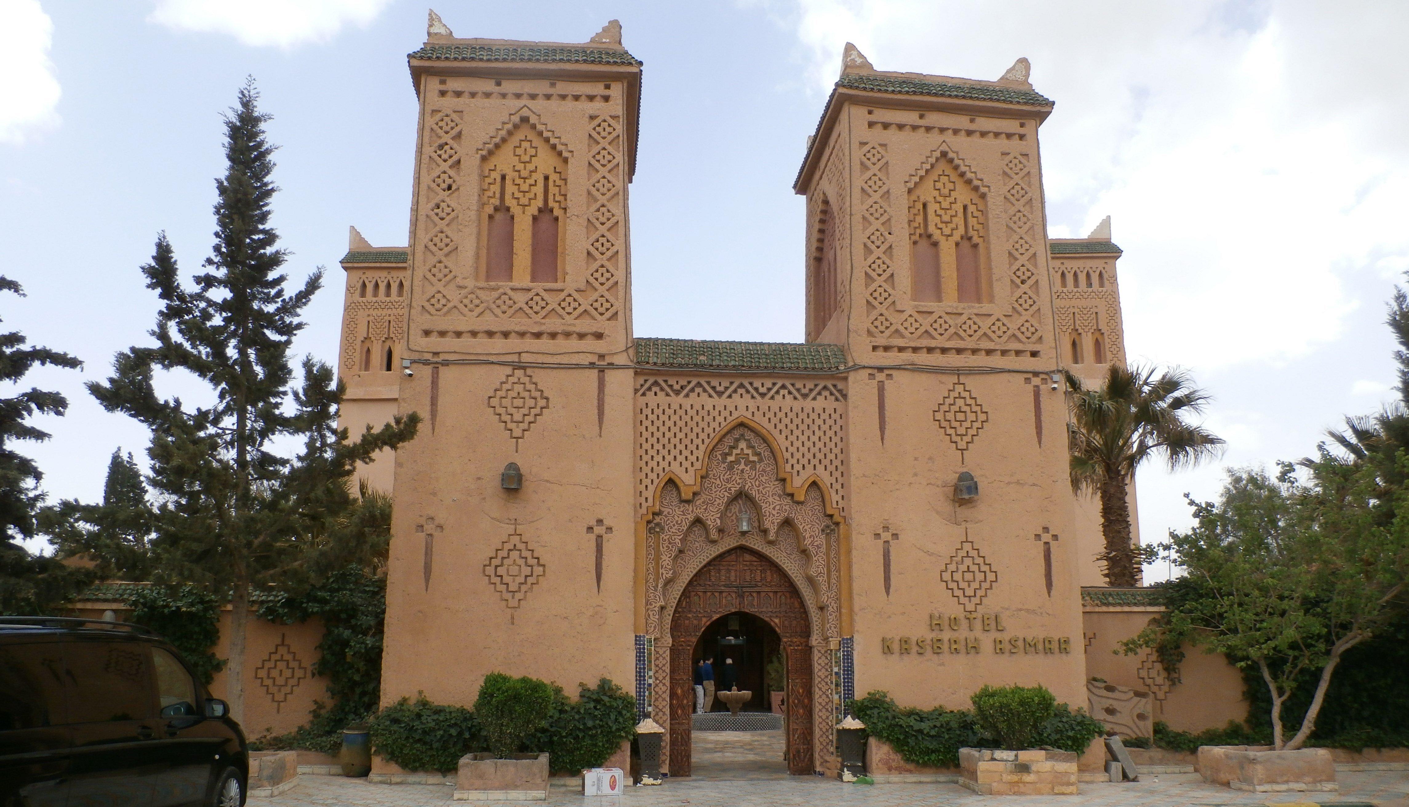 Hôtel kasbah Asmaa Midelt