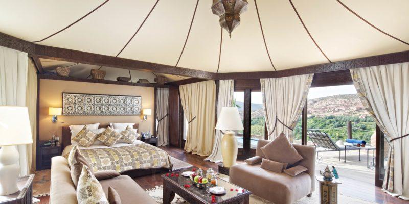 KAsbah Tamadot Asni Hotel Luxe