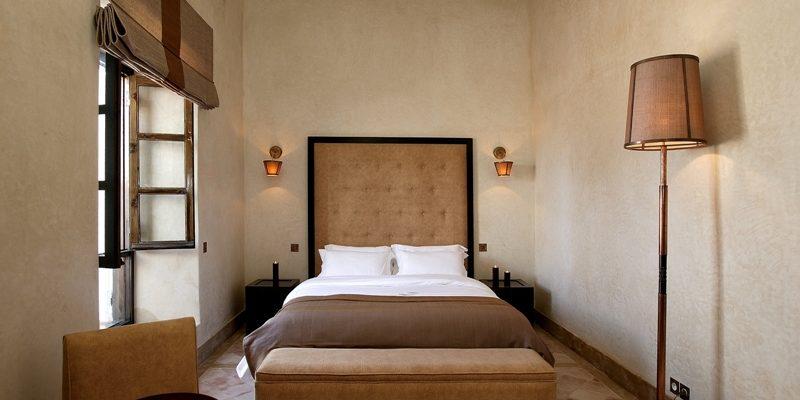 Chambre sur patio Madada