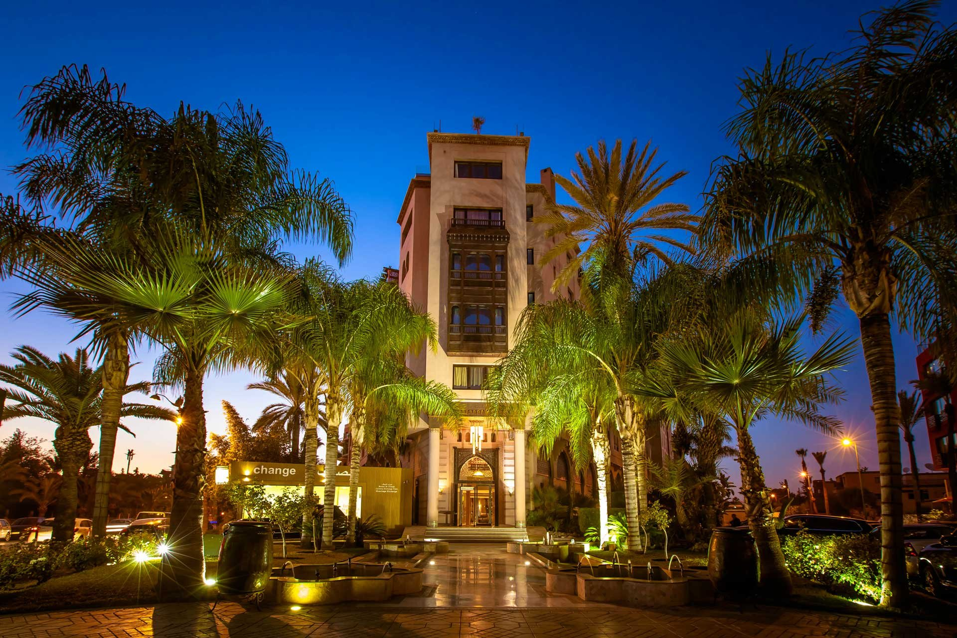 Pearl Hivernage Hotel Marrakech