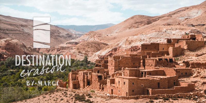 Partenaires Ethiques Destination Evasion Maroc