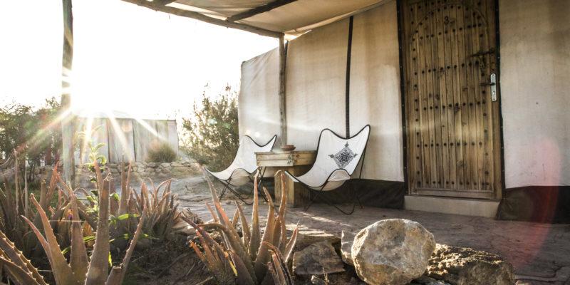 Tentes Lodges Médina desert terredesetoiles