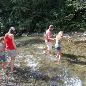 Trek Montagne Famille Aventure