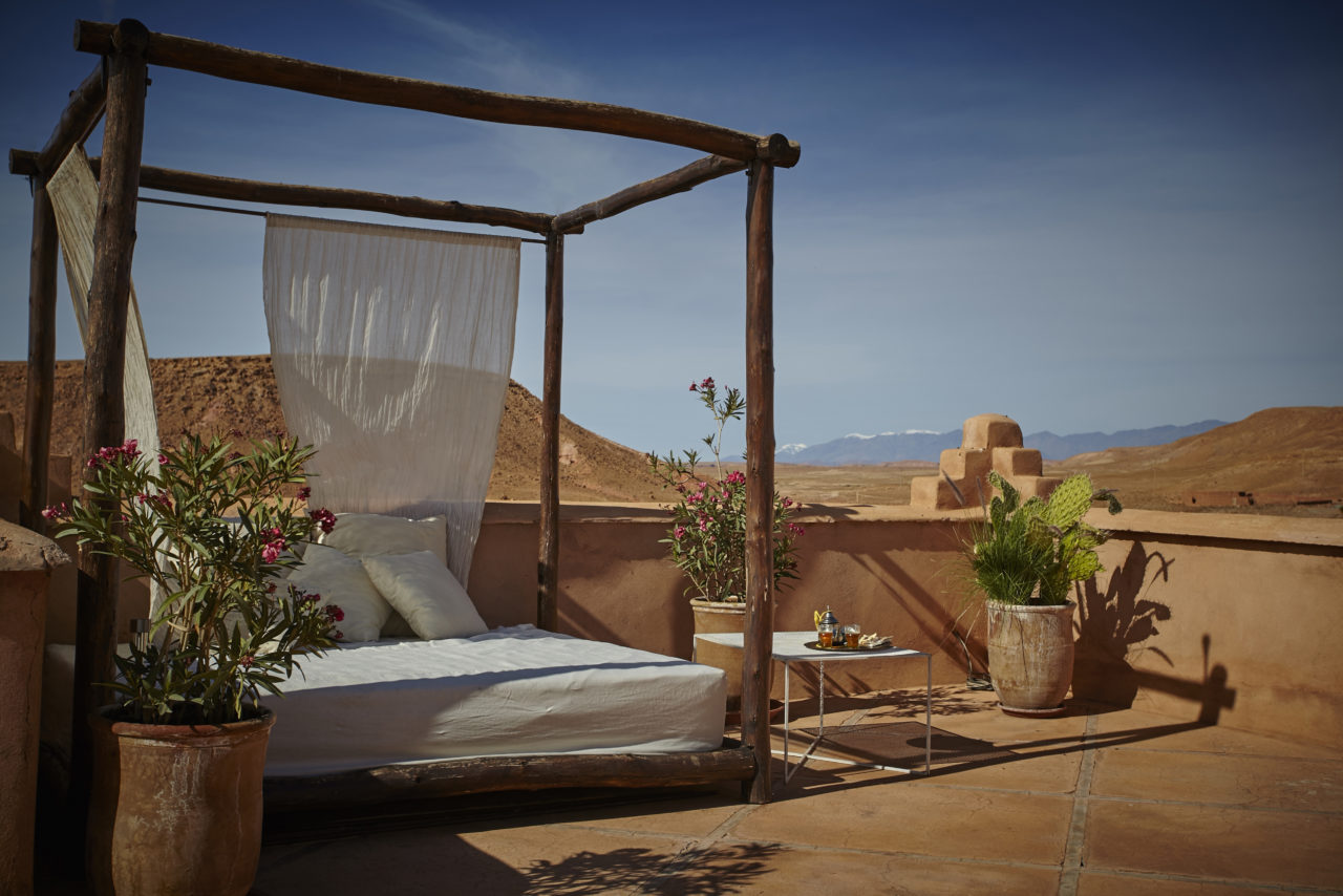 CAravane_AIT_BEN_HADDOU_Desert&Kasbah