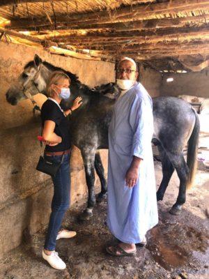 Haj Mohamed Cocher Marrakech