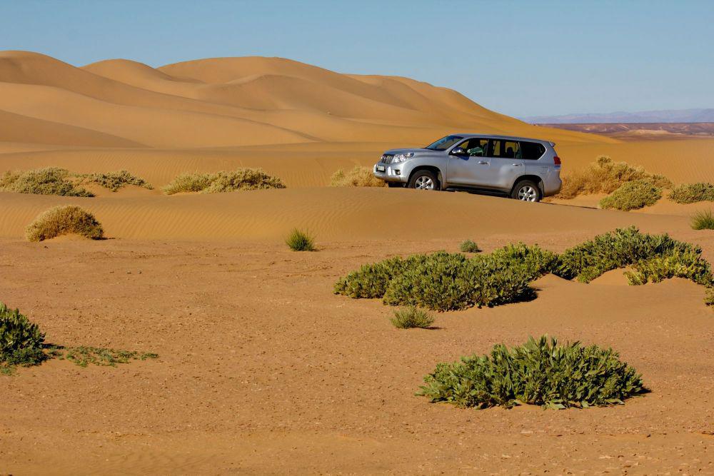 Les Temps du Sud circuit Self drive Maroc
