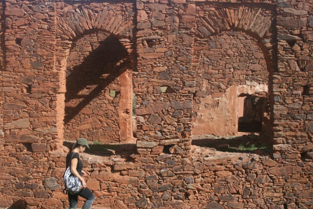 Randonnée dans les Contreforts d'Agadir Tassaoute
